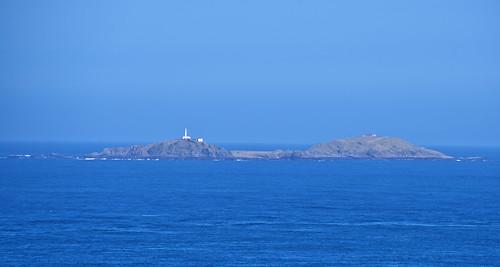 INISHTRAHULL LIGHTHOUSE, INISHTRAHULL ISLAND, CO. DONEGAL, IRELAND.