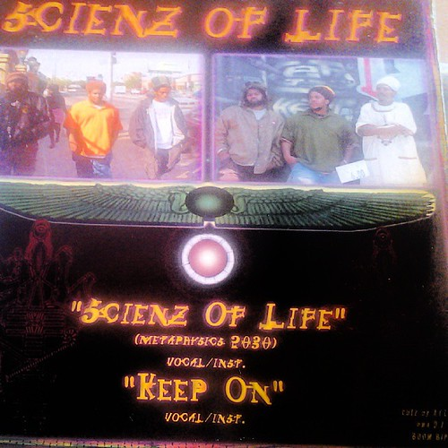 Scienz Of Life #vinyl #records #collection #hiphop