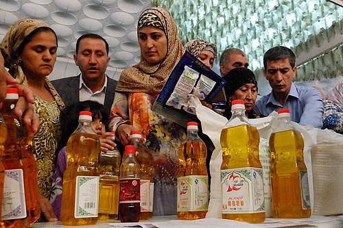 Выставка-ярмарка «СУАН КНР-Таджикистан – 2013»
