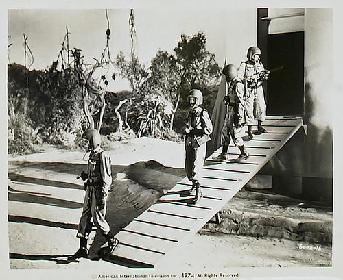 """The Angry Red Planet (American International, 1959). 1974 Restrike Television Still (8""""x10"""")"""