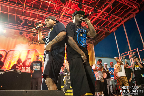 The Lox at Fool's Gold Day Off at 50 Kent in Brooklyn, NY on 9/1/14