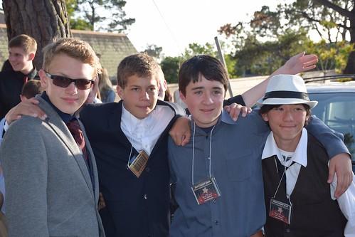 Jeremiah, Will, Bryce, Jordan