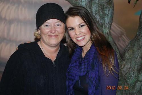 Me and Kathleen Carnali