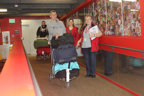Sea-Tac Center Welcomes First Visitors