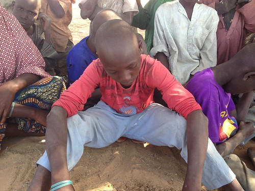UNHCR News Story: Nigerian refugee children lose family in the desperate dash for safety