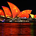 2016 Vivid Sydney: Songlines - Lighting The Sails #10