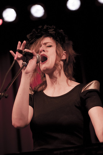 Roter Salon: Sara Jackson-Holman // ARGEkultur // 28.03.2014