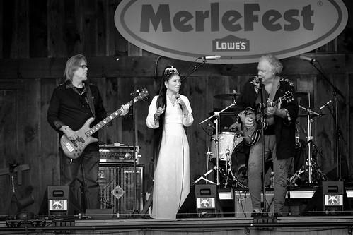 Peter Rowan, Merlefest 2014, Wilkesboro NC