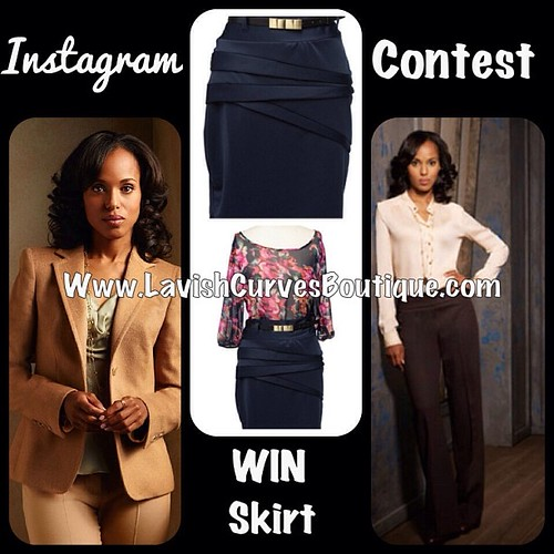 Weekend Instagram Contest [ Contest ends Oct 6 2013 Sunday 9pm] : In honor of the premier of SCANDAL - we are having a