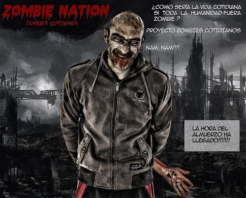 ZOMBIES COTIDIANOS