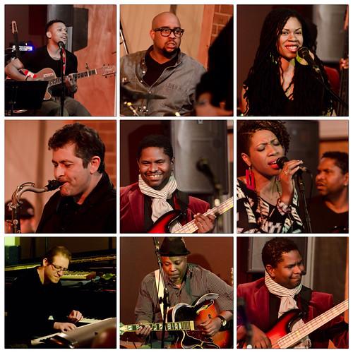 Khari Cabral Simmons - Studio Session,