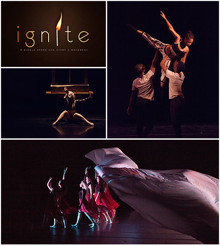 Senior Dance Concert, 'Ignite,' To Be Presented On The Ohrstrom-Bryant Theatre Stage