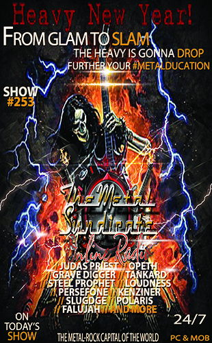 The Metal Syndicate Playlist #253