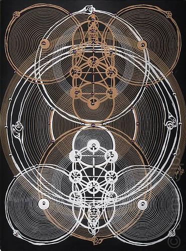 Theosophia Geometrica XIII Original Version