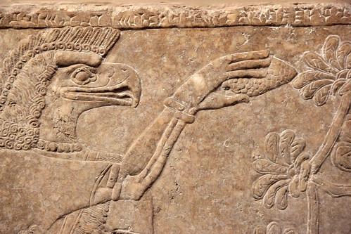 Bassorilievo Assiro al British Museum (7)