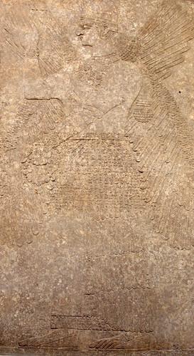 Bassorilievo Assiro al British Museum (5)