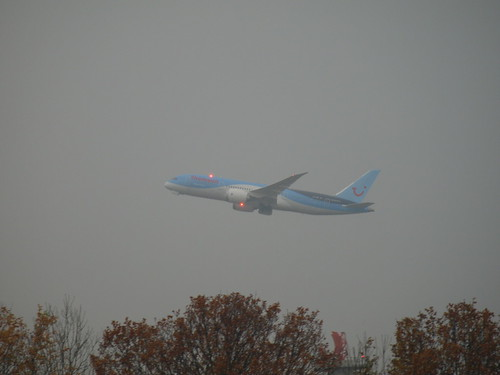 Thomson Boeing 787 Dreamliner G-TUK