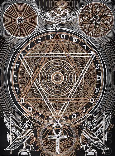 Theosophia Geometrica XV Original Version