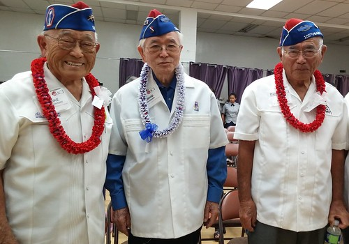 Veteran Panel at Gardena Vallely JCI