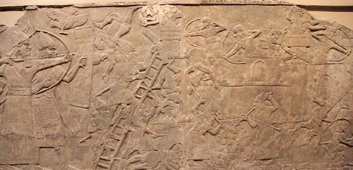 Battaglia di Lakysh. 701 AC. (3)