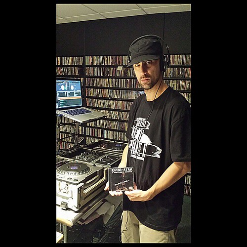 DJ ENYOUTEE OF ALPHA FAKTION #WVKR FM RADIO 91.3