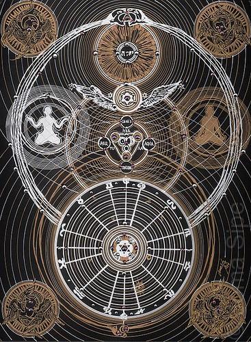 Theosophia Geometrica XIV Original Version