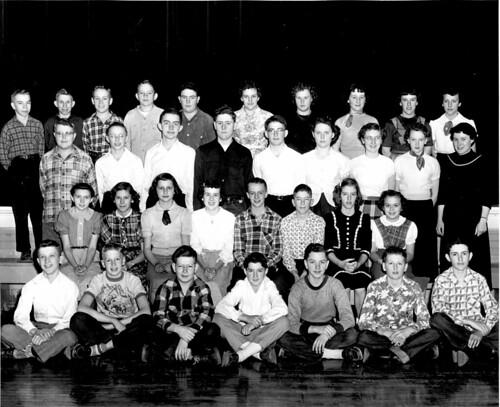 8th grade 1951-52