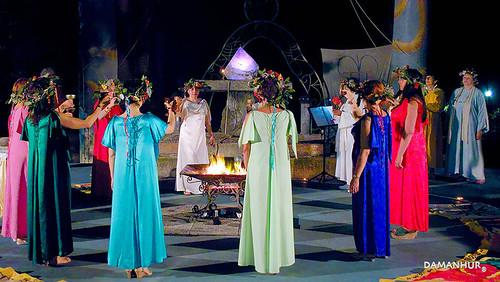 Visione Spirituale: Magic and Theurgy
