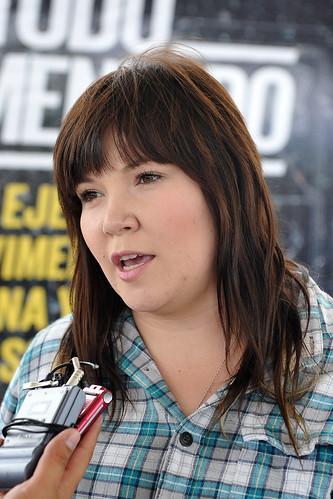 Maritza Estrada Burruel.