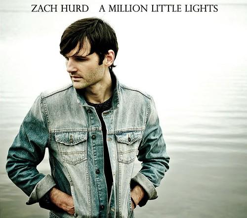 Zach Hurd 'A Million Little Lights' CD Cover - Photo by Doug Seymour