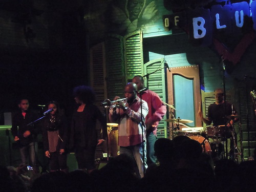 Home for the Holidays featuring Trombone Shorty - House of Blues, New Orleans - December 22, 2014