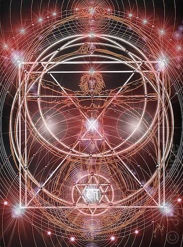Theosophia Geometrica XVI Illuminated Version