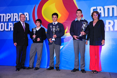 Con brillante ceremonia clausuraron en Viña del Mar X Olimpiada Escolar
