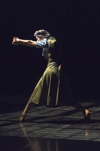 Shift: Sandrine Monin