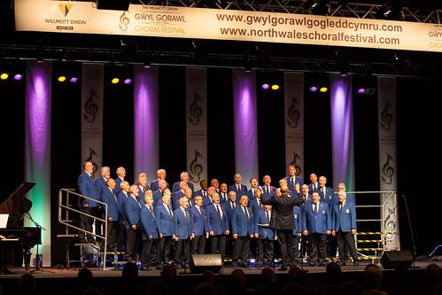 Gwyl Gorawl Gogledd Cymru / North Wales Choral Festival 2014