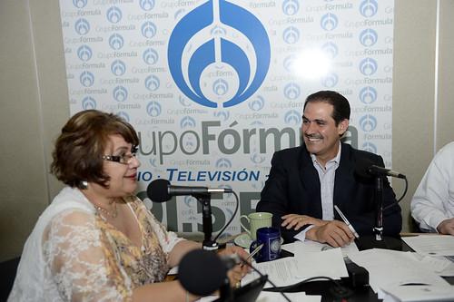 Guillermo Padrés encabezó la vigésimo primera edición del programa