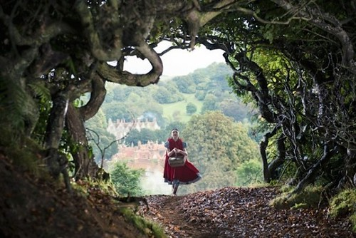 Ten Motion Posters Turn Up For All-Star Musical Fairytale INTO THE WOODS
