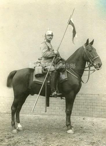 Jäger-Regiment zu Pferde Nr .  6