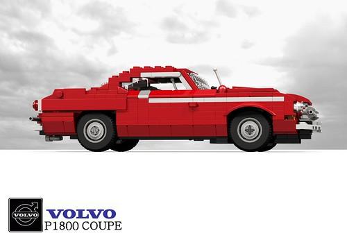 Volvo P1800 Coupe (1966 - Irv Gordon)