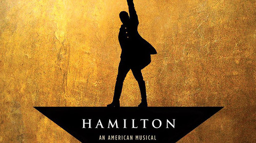 Rise up! Now you can stream the official 'Hamilton' cast recording online