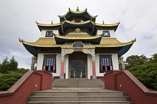 Fuerza Nepal !  [Tibetan Buddhist Temple]