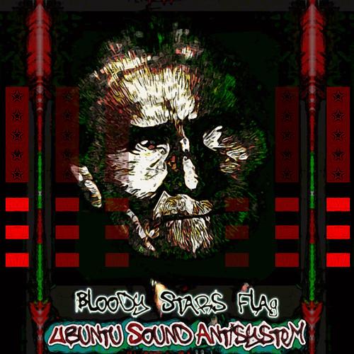 Ubuntu_Sound_Antisystem_BloodyStarsFlag_Artwork_Cover