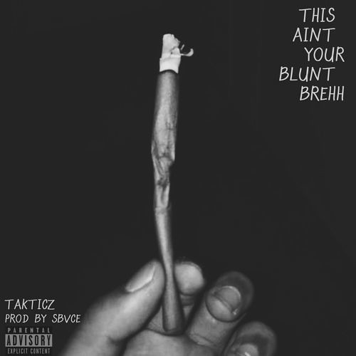 Takticz - This Aint Your Blunt Brehh (Prod By Sbvce) by Takticz http://t.co/Z9lNnbjUNn #M9DH