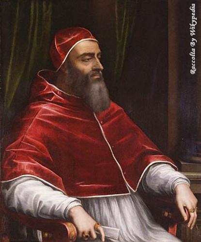 1533 Papa Clement VII di Sebastiano del Piombo 1531 Foto By Wikypedia