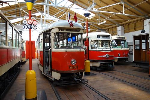 High-quality Ergonomics of the Tatra T3 Tram