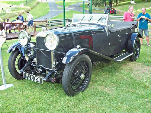 858 Lagonda 2ltr Supercharged Low Chassis Tourer (1932)