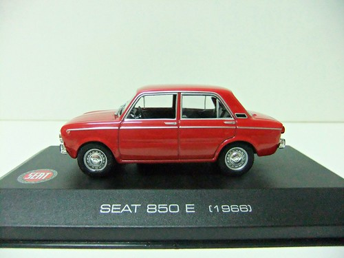 SEAT 850 E (1966) - ALTAYA
