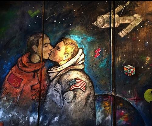 #cosmonot #loveisallyouneed #make #love not #war