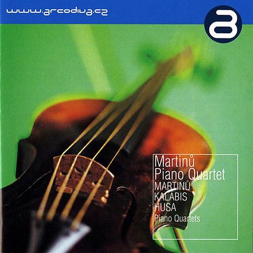 Martinu - Kalabis - Husa Martinu Piano Quartet Arcodiva