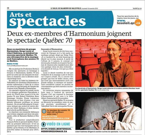 Québec 70